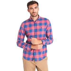 Vineyard Vines Kelby Slim Longshore Shirt Size M